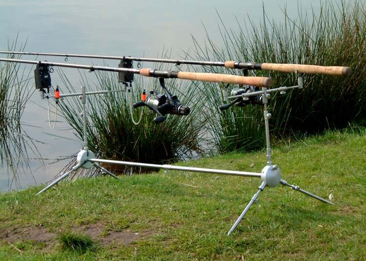рыболовные фидерные подставки