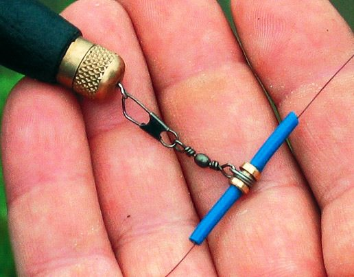 Основы рыбалки на удочку