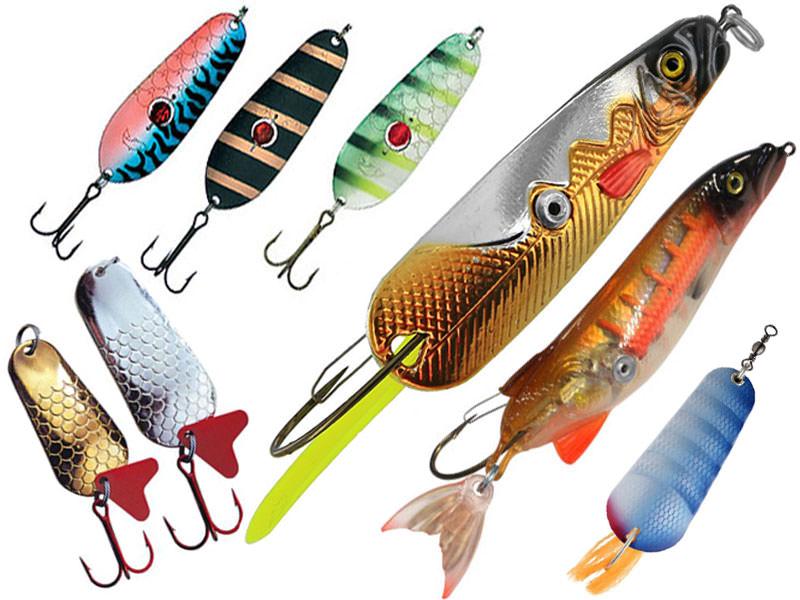 Катушки для рыбалки разновидности