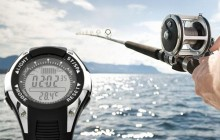 Часы для рыбака — популярные модели