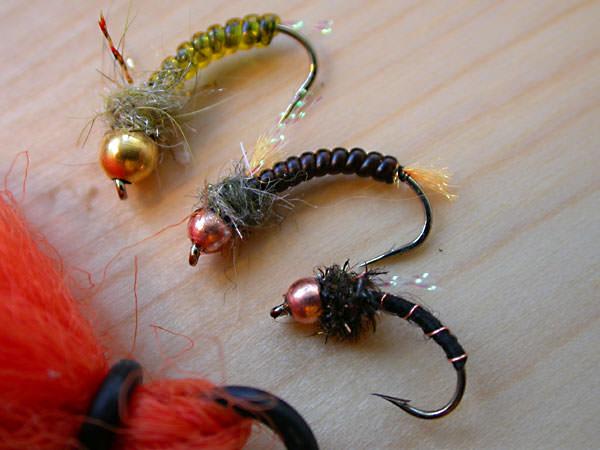 кто вяжет рыболовные мухи