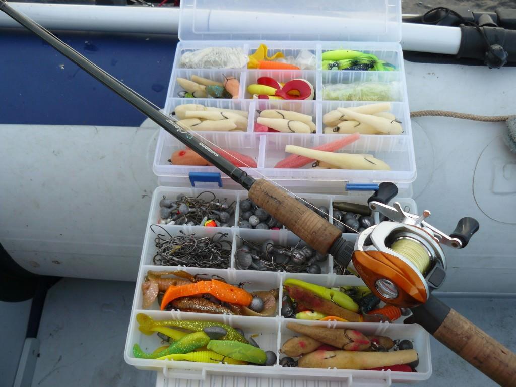 как рыбачить на спиннинг громовой или двух громовой блесной