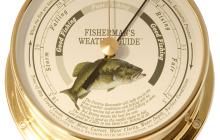 Барометр для рыбалки — практические советы