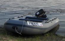 Мотор для резиновой лодки — популярные модели