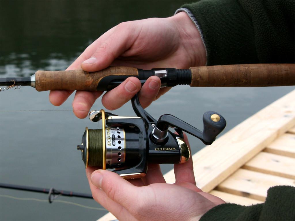 Инструкция рыболовная катушка