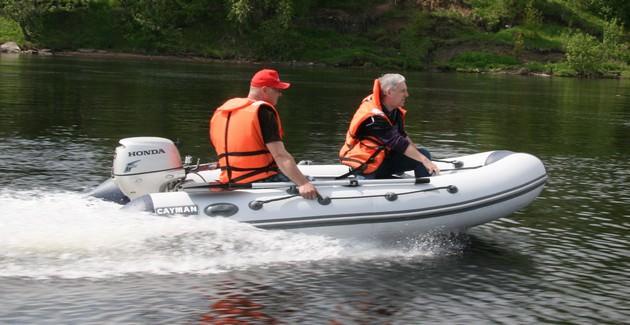 нужно ли регистрировать резиновую лодку форум