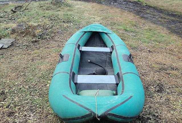 Резиновая лодка «Уфимка» 21