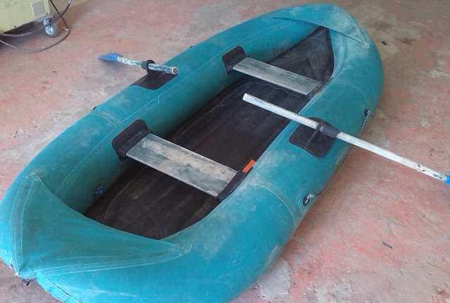 Резиновая лодка «Уфимка» 22
