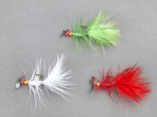 Стриммер Balzer Sbiro Helocopter fly