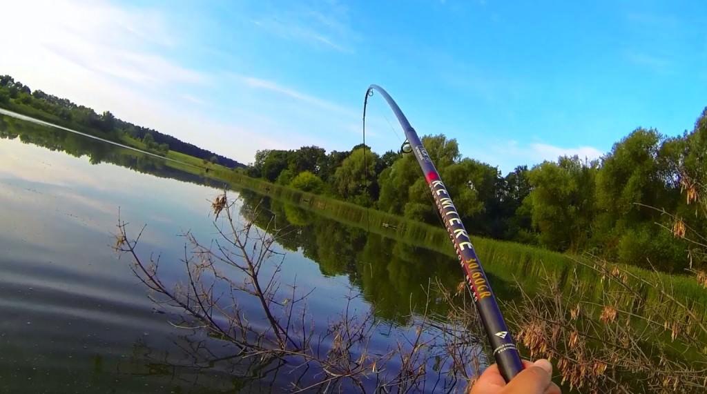 выбираем удочку для летней рыбалки