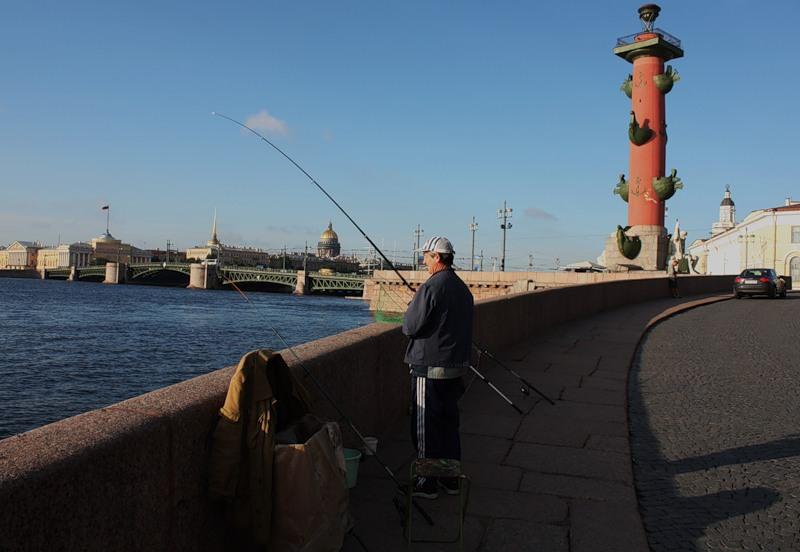 петербург куда поехать на рыбалку в