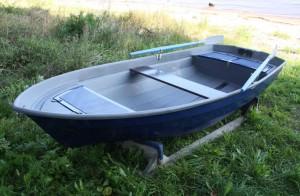 Пластиковые лодки под мотор