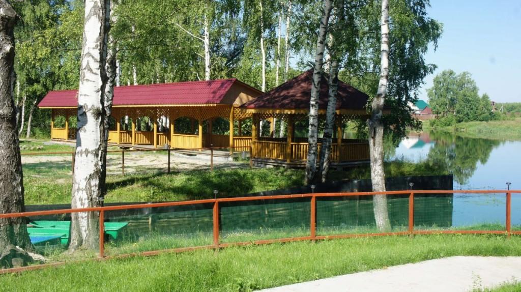 База отдыха «Ермак» деревня Слободки