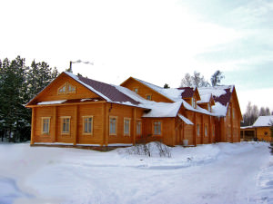 База отдыха Коприно