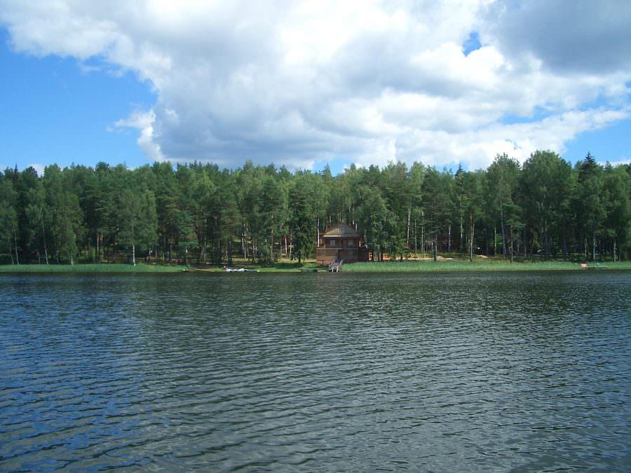 База отдыха Смоленской области Чайка