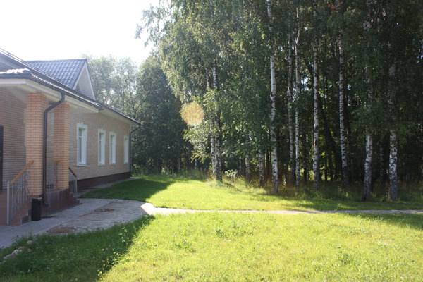 База отдыха Смоленской области Спасское подворье