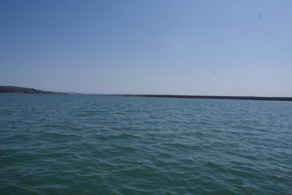Базы отдыха на Новотроицком водохранилище