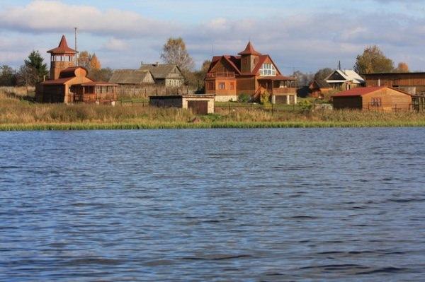 Деревня Морозово