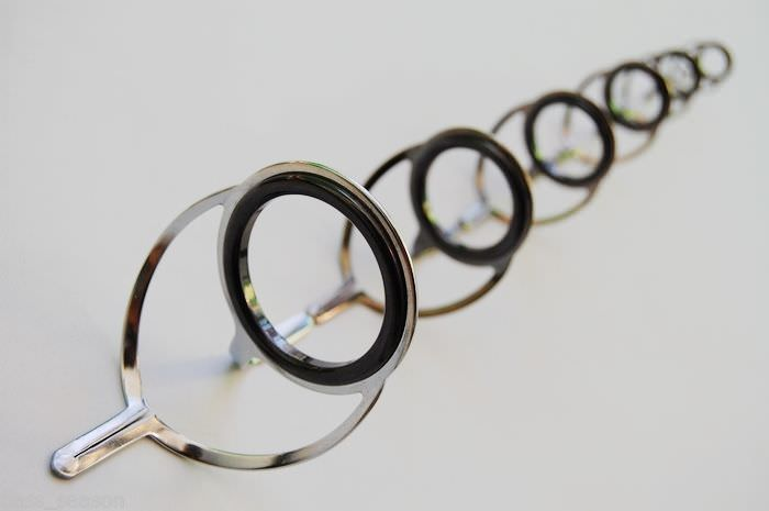 кольца керамические на удочку