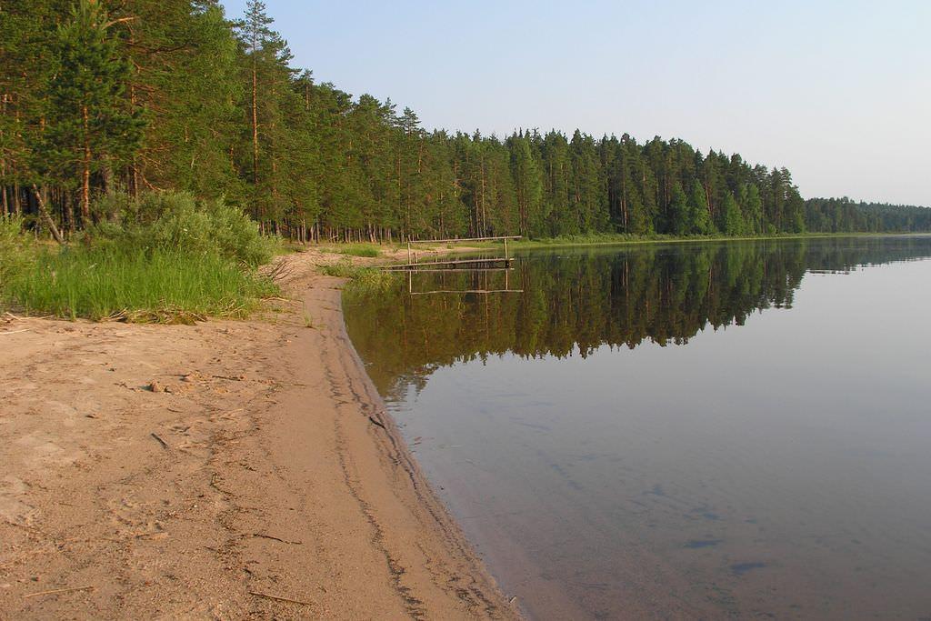 Озеро Городное