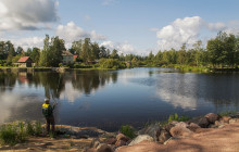 Рыбалка на Вуоксе — главные особенности