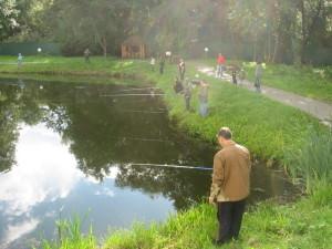 Рыбалка в Минской области