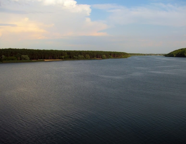 Водохранилище Белгородское