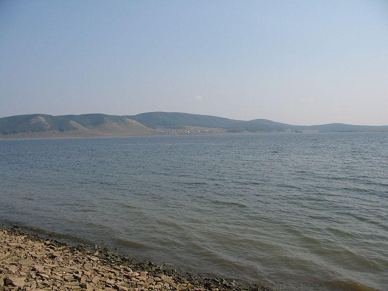 Водохранилище Корочаевское
