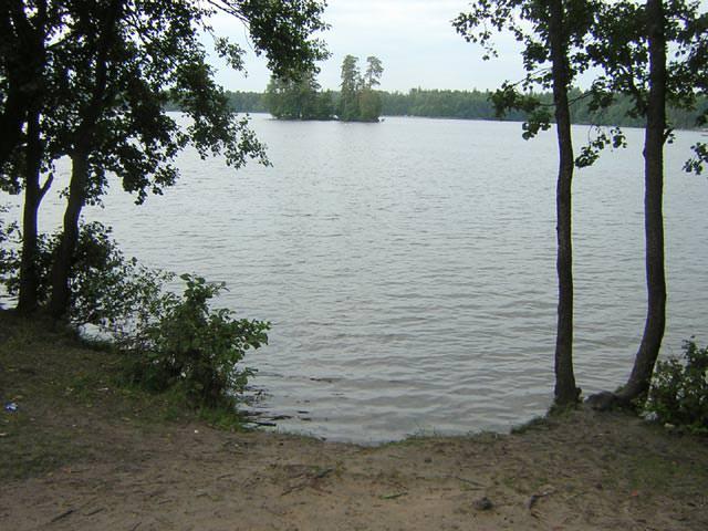 Чувашия черное озеро