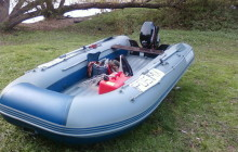 Лодки ПВХ Флагман — особенности и возможности