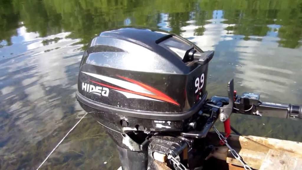 мотор для лодок хидея