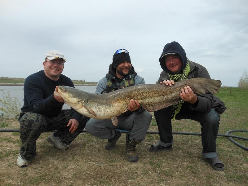 Рыбалка на базе Ахтуба-клуб