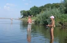 Рыбалка на базе Белый берег