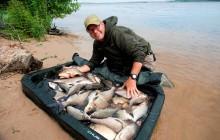 Рыбалка в Чувашии — список лучших рыболовных мест
