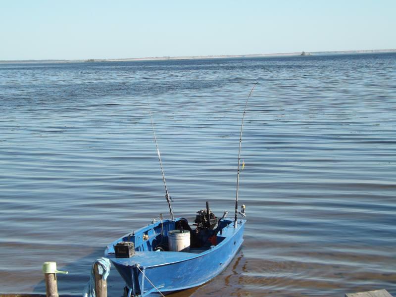 Рыболовная база Ивушка