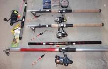 Удочки для летней рыбалки — популярные модели