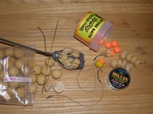 Бойлы и предметы для ловли