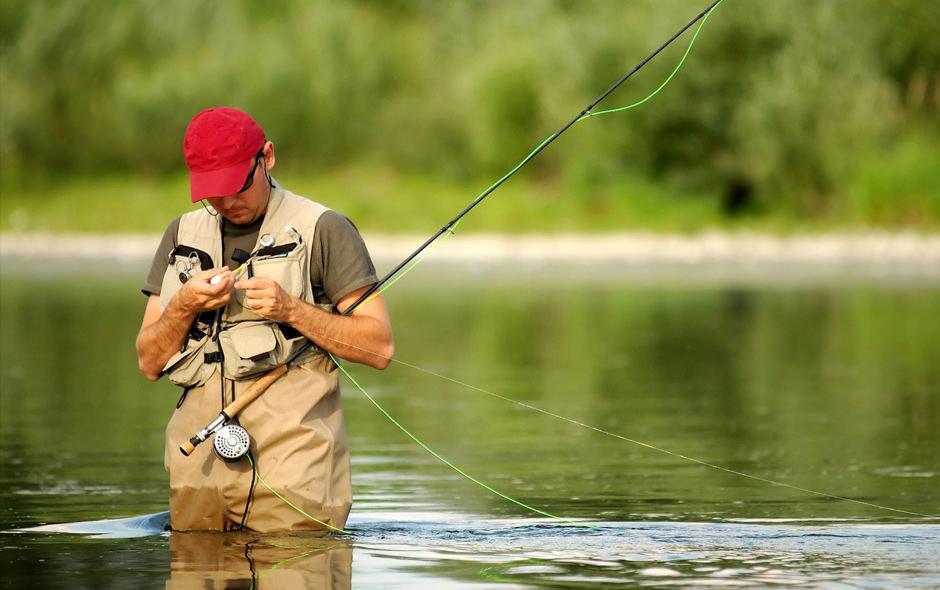 Что взять с собой на рыбалку с ночевкой – список