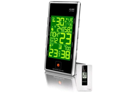 Цифровая метеостанция iQ 559 от компании RST