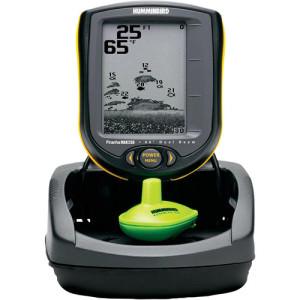 Эхолот для рыбалки Humminbird PiranhaMAX 230 Portable