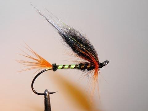 Мушка для рыбы