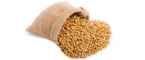 Пшеница в мешке
