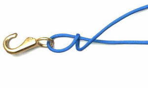 Рыболовный узел «клинч»