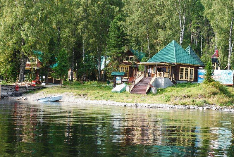 Туристическая деревня «Эстюба»