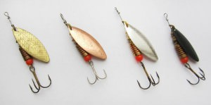 Вертушки для рыбы
