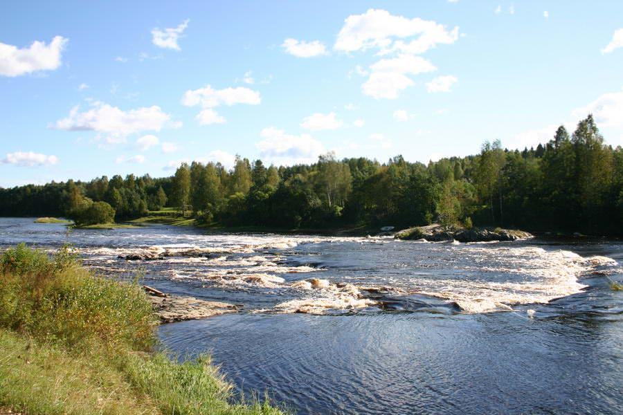 Шуя река
