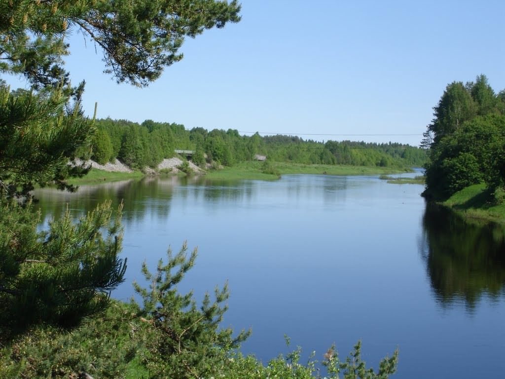 Водла река