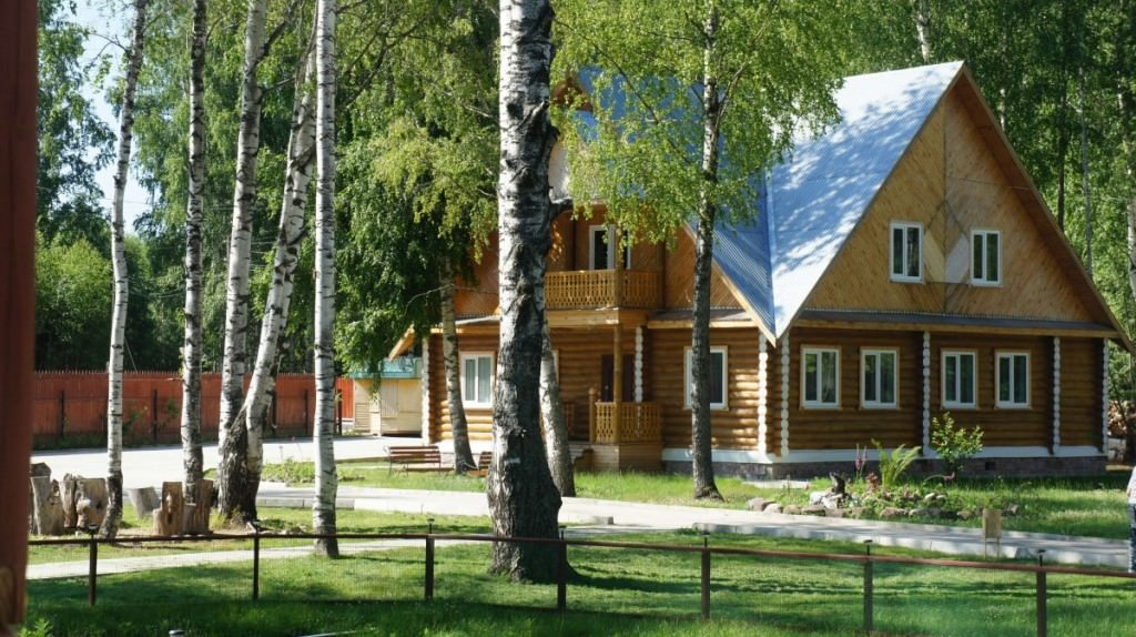 База отдыха «Ермак» Новоульяновский