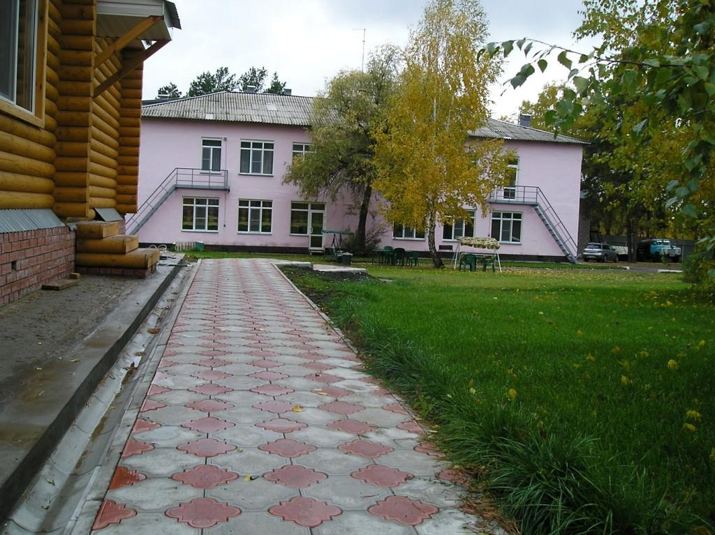База отдыха «Ермак» Окунево