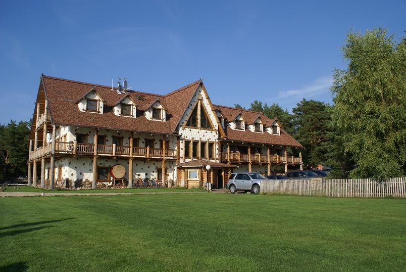 База отдыха Парк отель «Биг Фишъ»